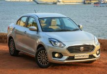 2017 new maruti dzire review-25 (india car sales may 2018)