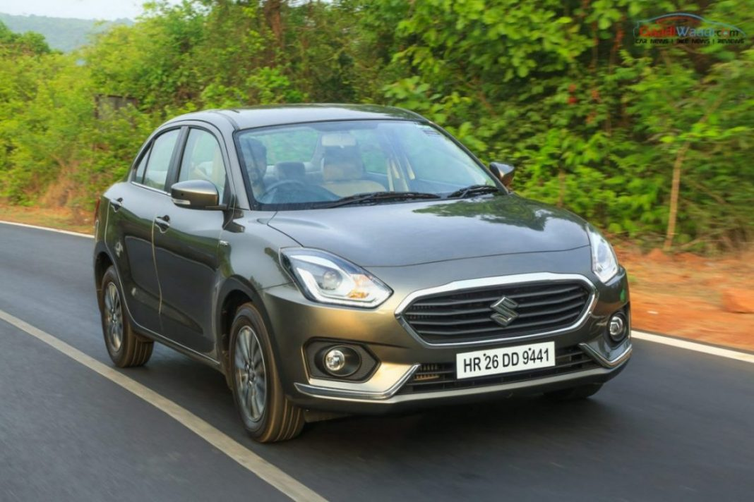 2017 new maruti dzire review-30 (six maruti vehicles sold over 15000 units)