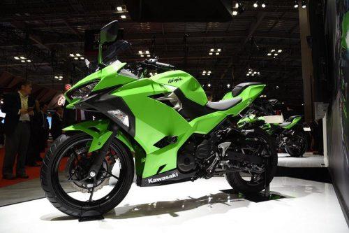 2018 Kawasaki Ninja 250 Revealed - India Launch, Price, Engine, Specs, Features 1