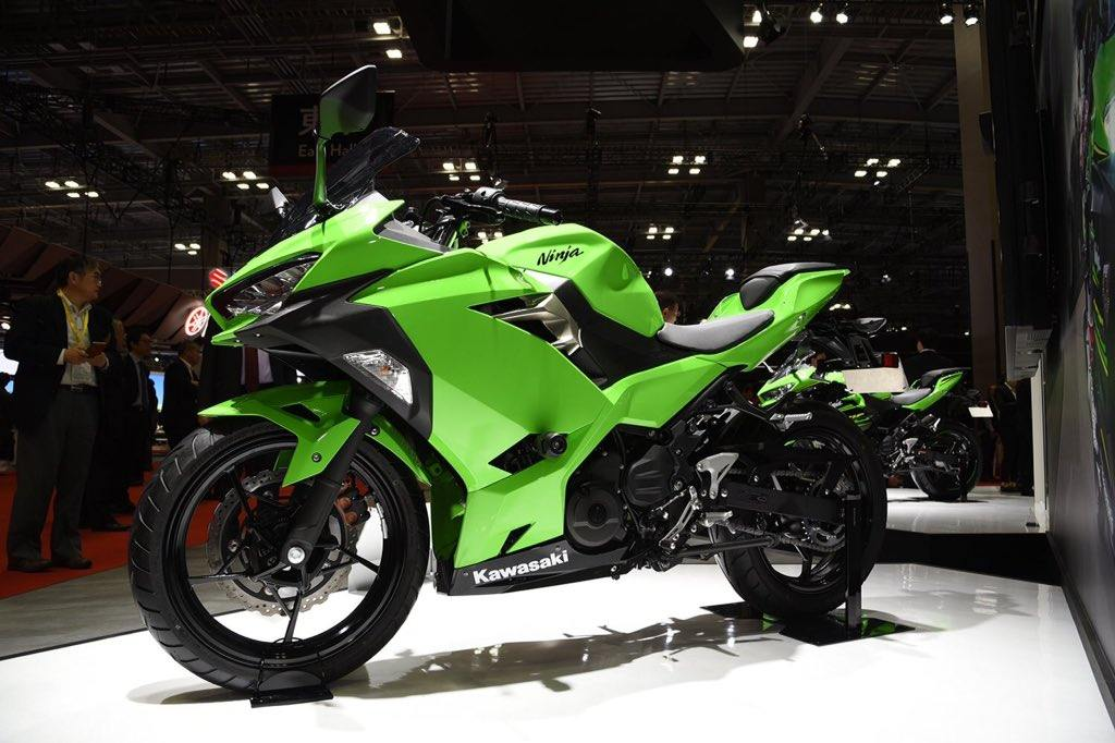 2018 Kawasaki Ninja 250 Revealed Price Engine Specs Features