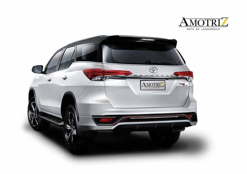 Amortriz Body Kit For Toyota Fortuner Trd Sportivo