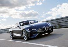 BMW 8 Series Concept 1