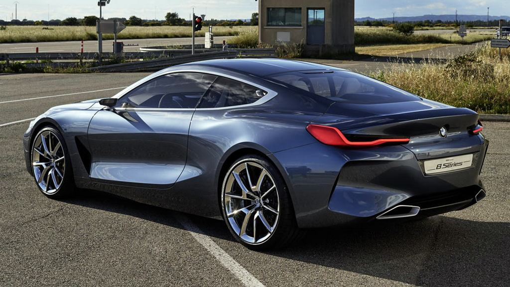 2018 BMW 8-Series Launch, Price, Engine, Specs, Features ...