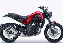 Benelli Leoncino Scrambler India Launch Price