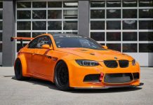 G-Power M3 GT2 S Hurricane 2