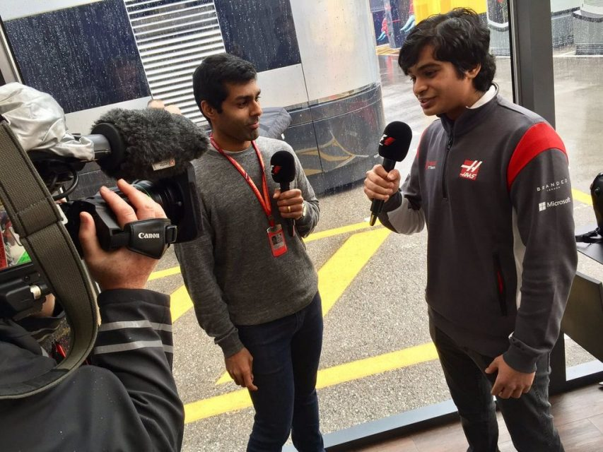 Haas F1 Team Signs Young Indian Racer Arjun Maini as Development Driver 1