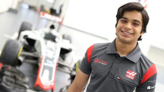 Haas F1 Team Signs Young Indian Racer Arjun Maini as Development Driver