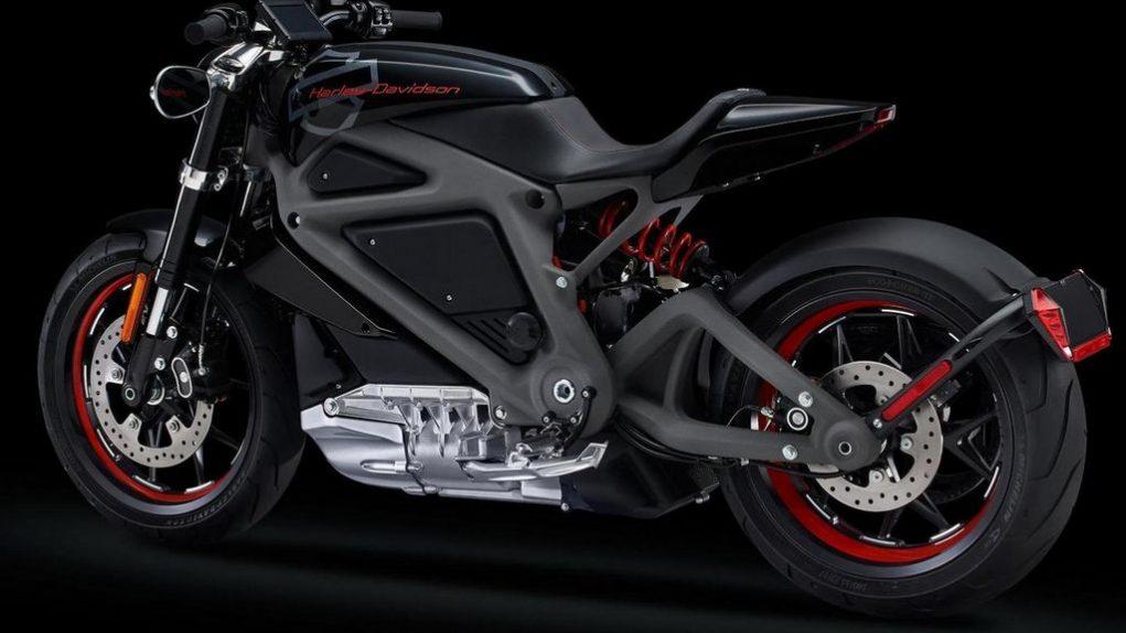 Harley Davidson Livewire Project 1