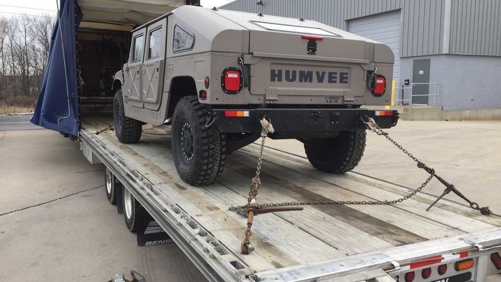 Is Hummer Coming Back In 2018? >> The Hummer H1 is Coming Back on Sale as Humvee C-Series