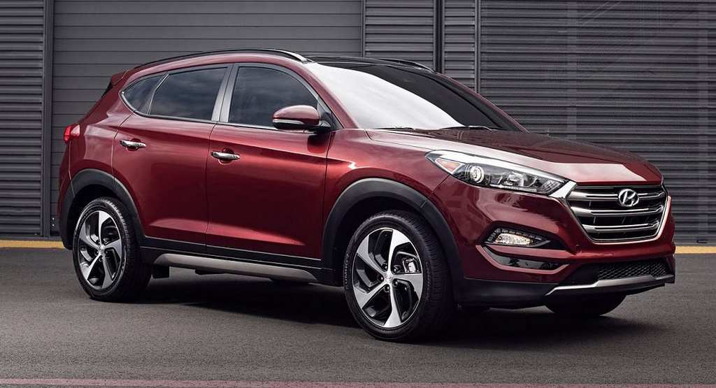 performance based hyundai tucson n variant likely in the works. Black Bedroom Furniture Sets. Home Design Ideas