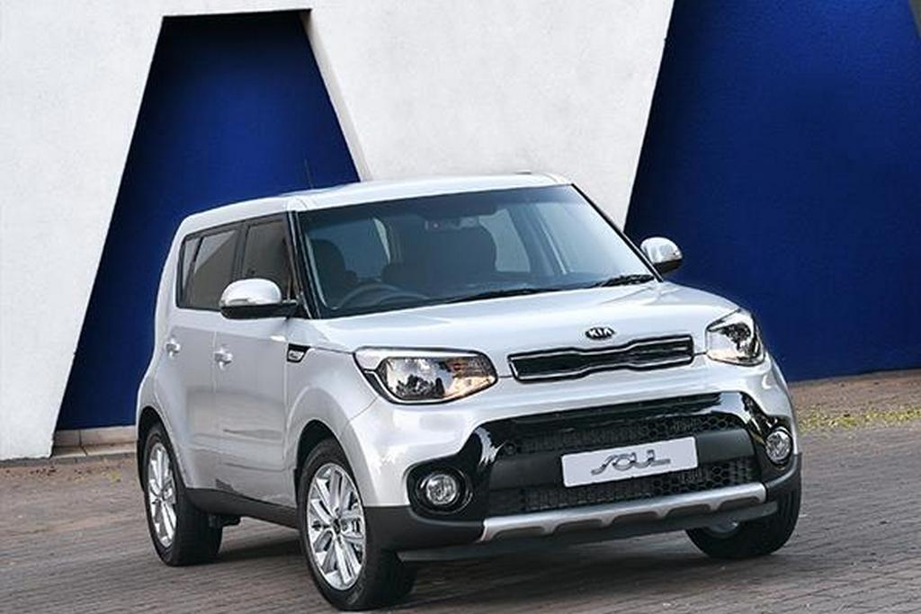 India Bound 2017 Kia Soul Crossover Launched In South Africa