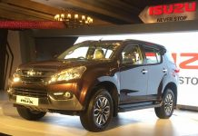 Isuzu MU-X SUV Launched in India, Price, Specs, Features