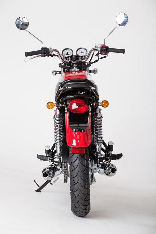 Mahindra To Launch First Jawa Bike In India By March 2019