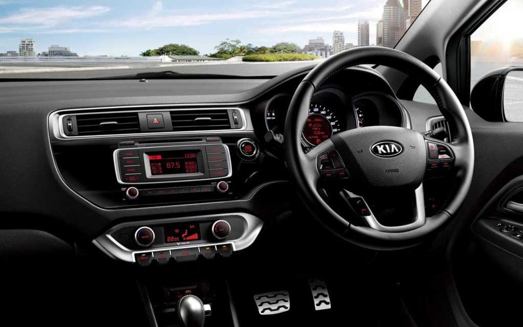 Kia Rio Sedan India Launch Price Specs Features