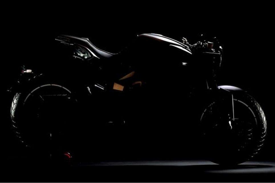 MV Agusta RVS Motorcycle