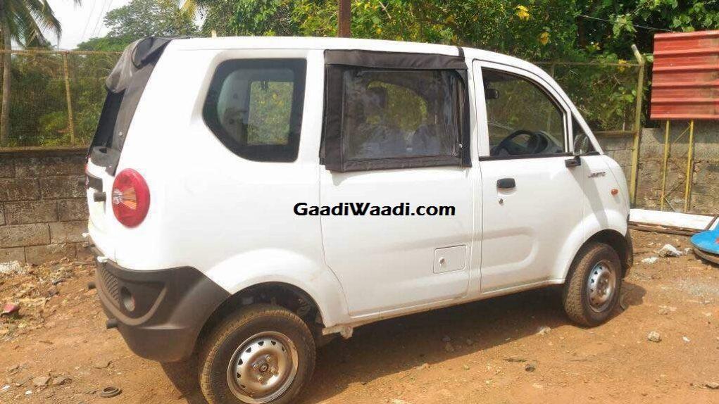 Mahindra Jeeto Passenger Van