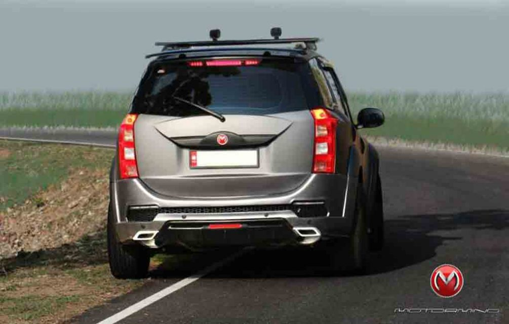Mahindra Xuv500 Becomes More Aggressive With Mad Men