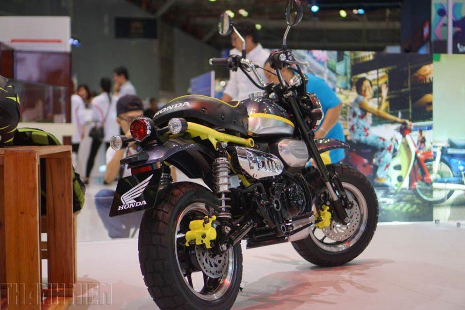 Monkey 125 concept Honda 1