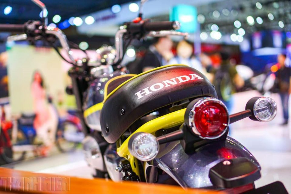 Monkey 125 concept Honda 3