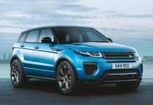 Range Rover Evoque Landmark (2) (jaguar land rover new launches)