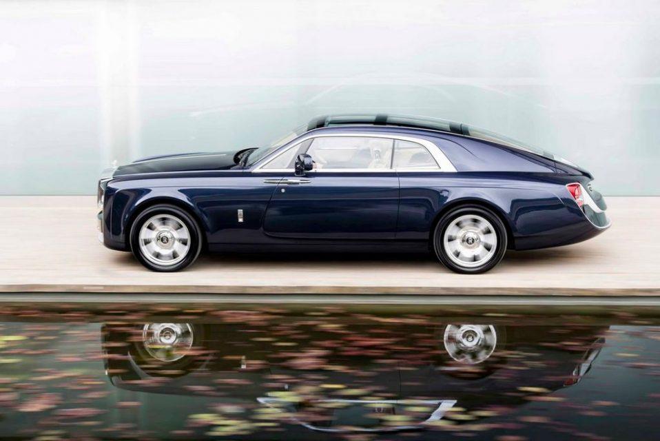 Rolls-Royce Sweptail 1