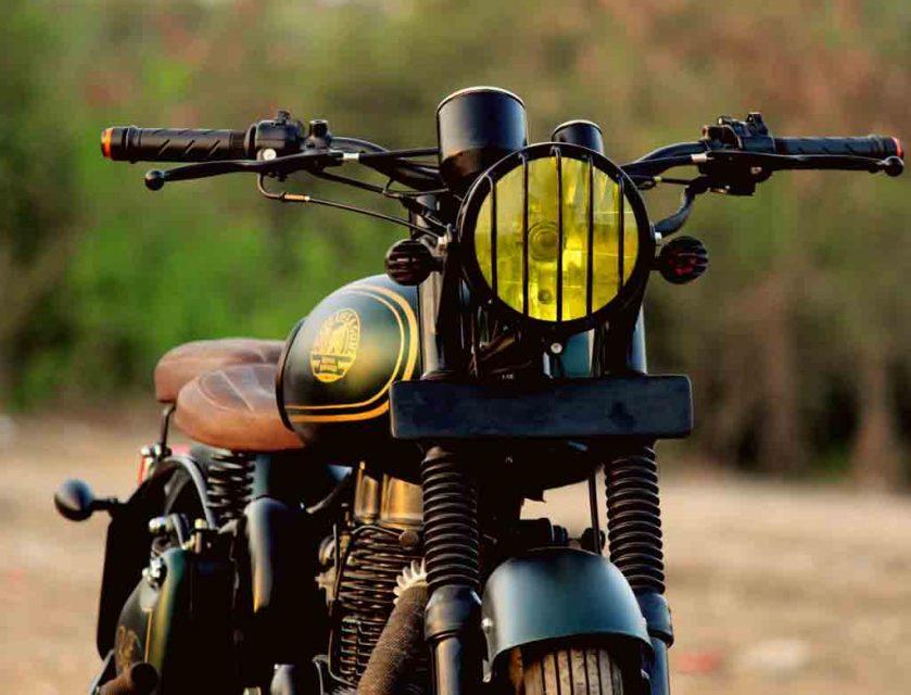 Royal enfield bullet 350 standard-7005