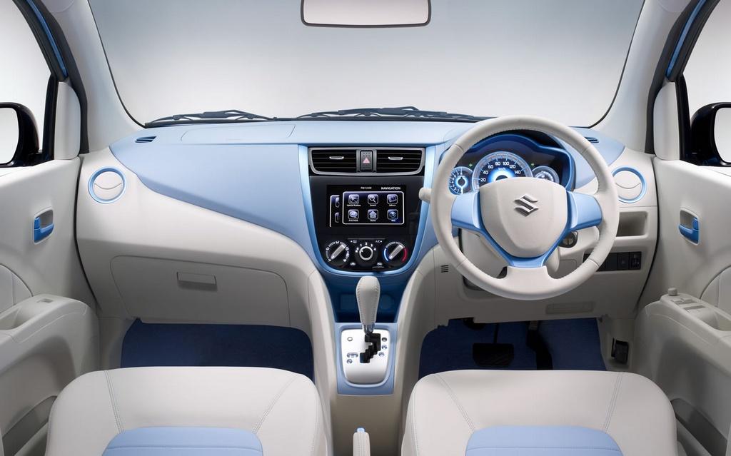 Suzuki A Wind Concept Maruti Celerio Facelift