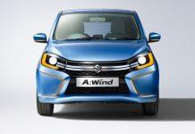 Suzuki A Wind Concept (Maruti Celerio Facelift) 3