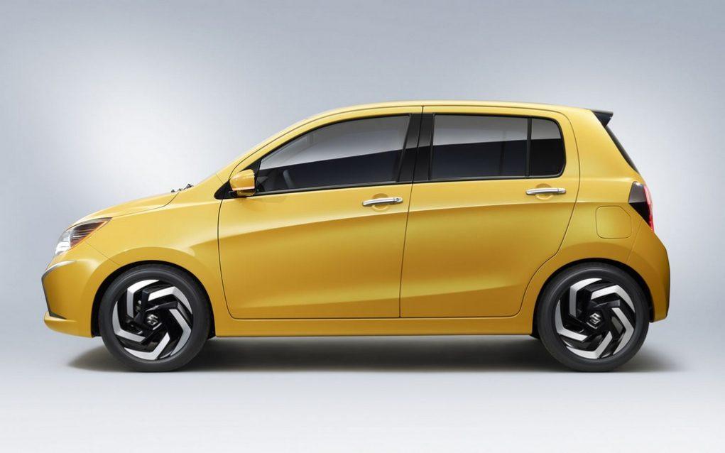 Suzuki A Wind Concept (Maruti Celerio Facelift) 4