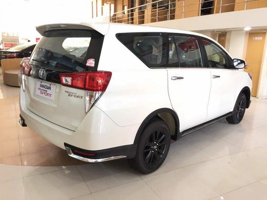 Toyota Innova Touring Sport Rear Spoiler