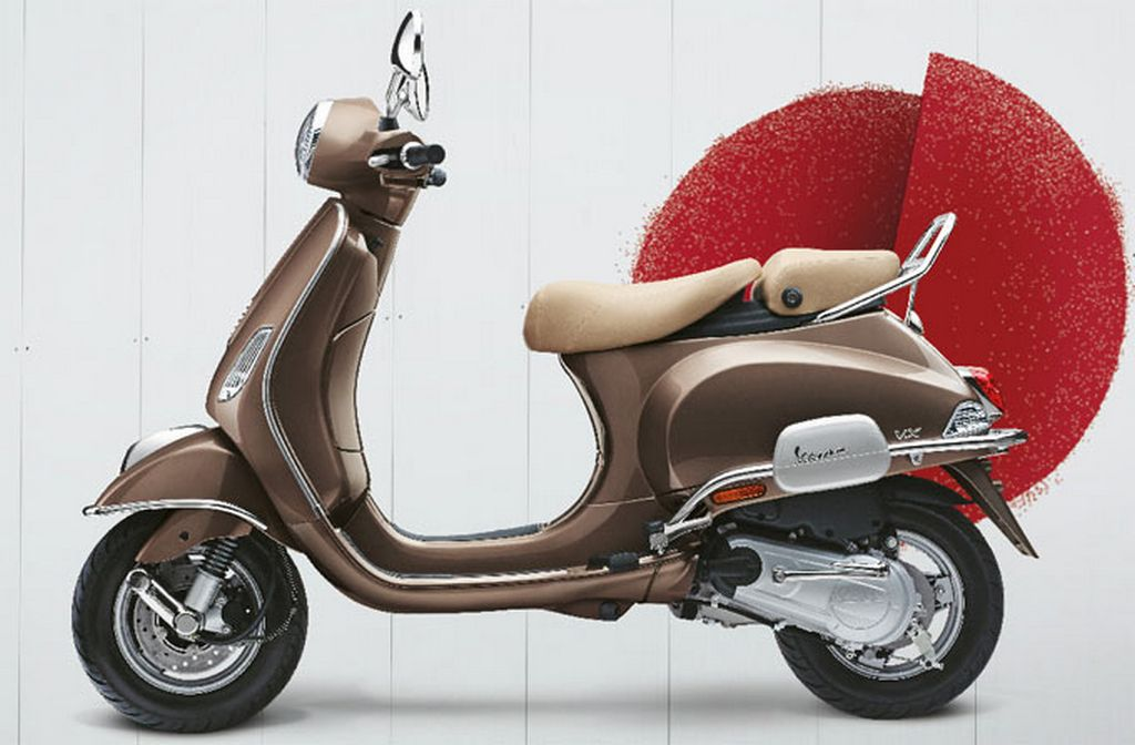 Vespa Elegante 150 Special Edition Launched in India at Rs  95,077