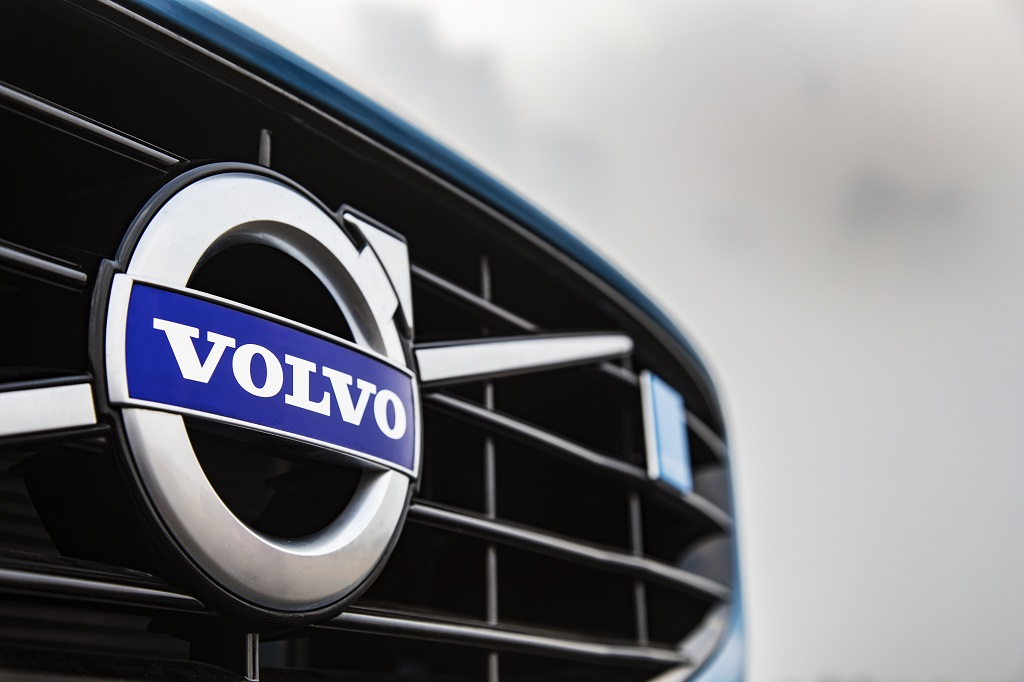 Volvo Logo (Volvo to locally assembly cars)