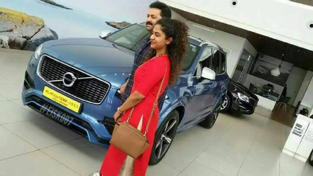 Volvo XC90 R-Design Delivery in India