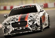XE SV Project 8 Jaguar