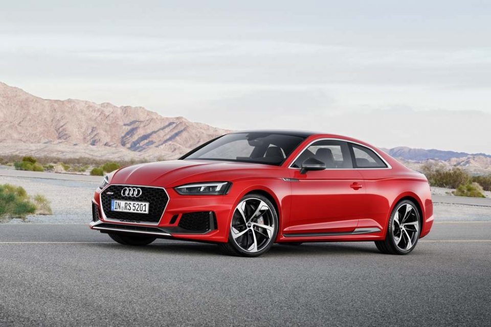 2017 Audi RS5 Coupe 2