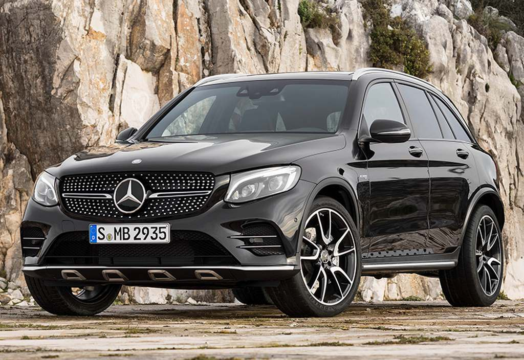mercedes amg glc 43 india launch price specs features interior. Black Bedroom Furniture Sets. Home Design Ideas
