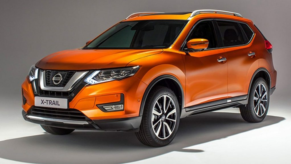 2017 Nissan X-Trail Facelift 1