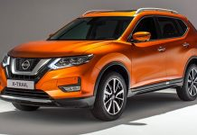 2017 Nissan X-Trail Facelift 1
