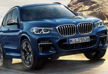 2018 BMW X3 4