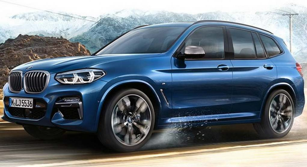 2018 Bmw X3 India Launch Price Specs Features Engine