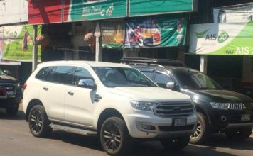 2018 Ford Endeavour Facelift India Launch, Price, Engine, Specs, Interior
