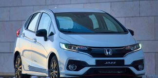 2018 Honda Jazz Facelift 1