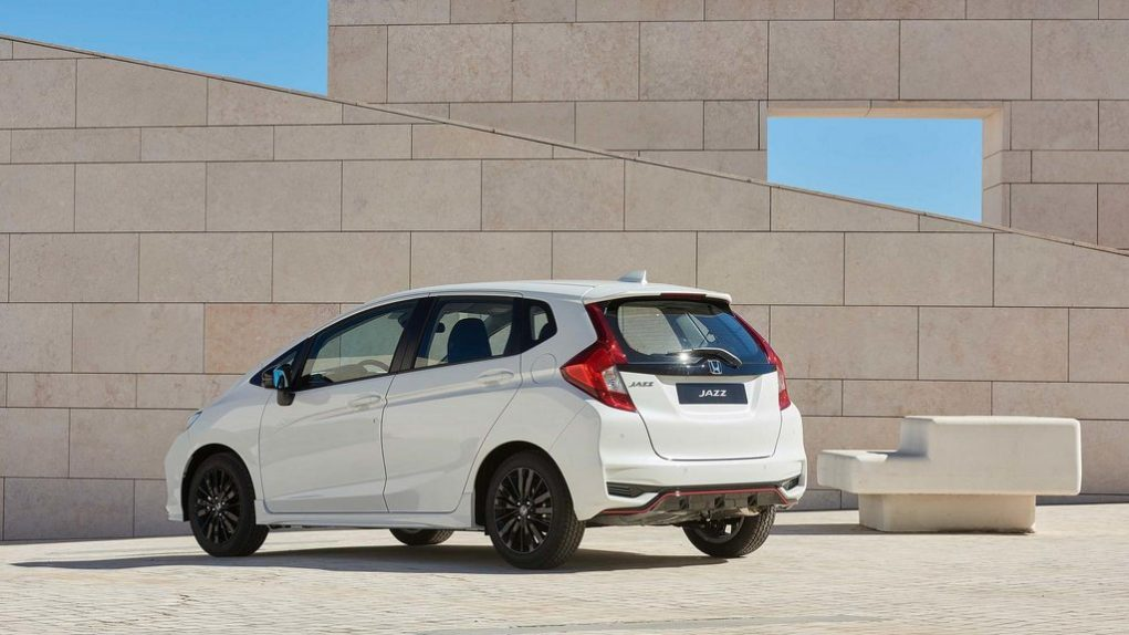 2018 Honda Jazz Facelift 2