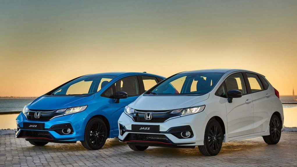 2018 Honda Jazz Facelift 3
