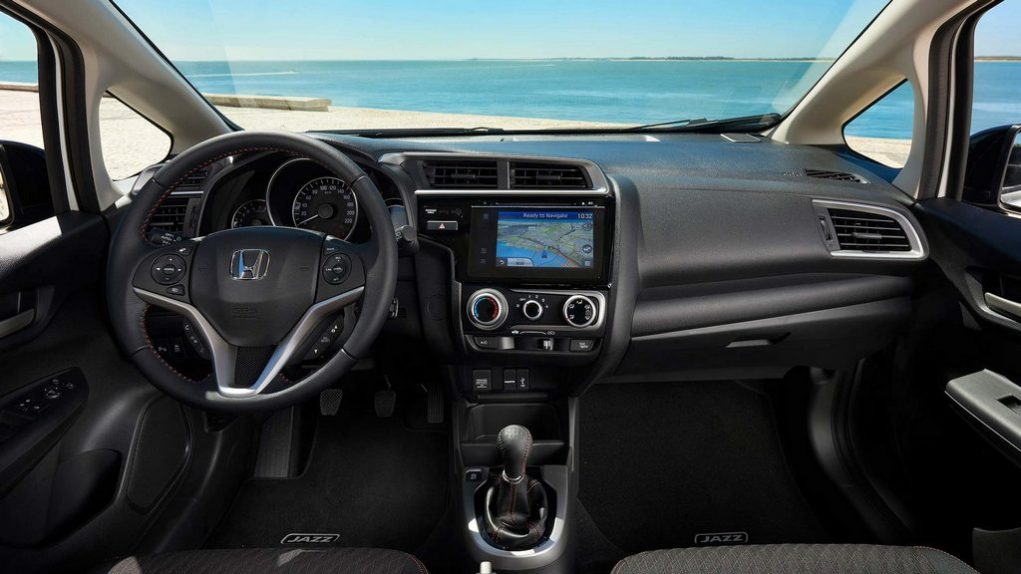 2018 Honda Jazz Facelift Interior
