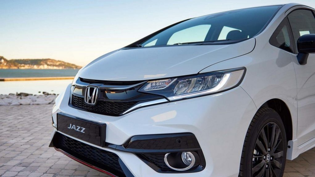 2018 Honda Jazz Facelift LED Headlamps