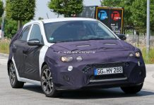 2018 Hyundai i20 Facelift Spied on Foreign Soil 2