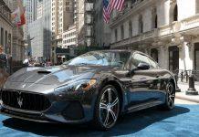 2018 Maserati GranTurismo Facelift 1