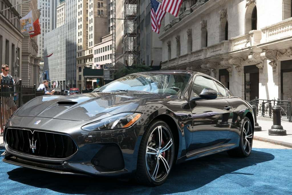 India Bound 2018 Maserati Granturismo Facelift Revealed