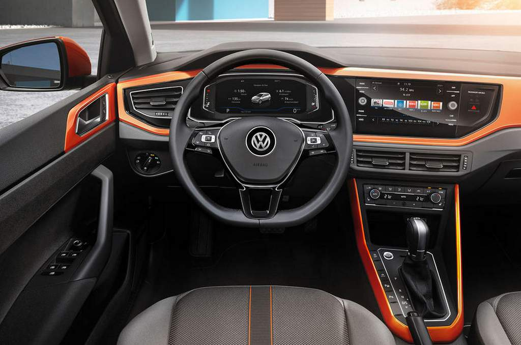 2018 Volkswagen Polo India Launch Price Specs Features Interior